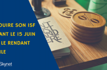 reduire son ISF